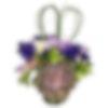 Bunny Hop Flower Arrangement