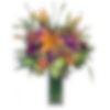 Fountain Style Mix Flower Arrangement
