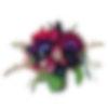 Jewel Toned Flower Arrangement
