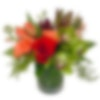 Orange Grove Flower Arrangement