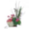Sword Fern Floral Arrangement