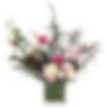 I Heart Pink Floral Arrangement