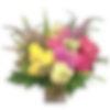 Wild Peony Flower Arrangement