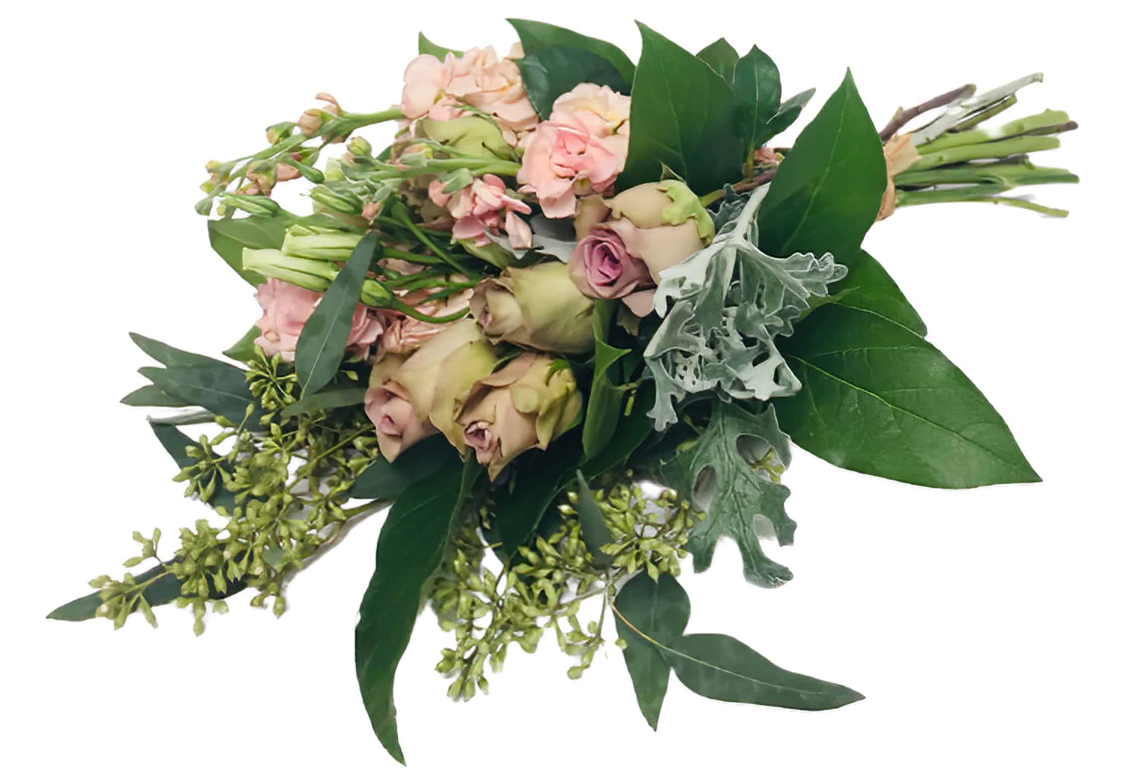 Seasonal Pink Flower Bouquet | San Francisco Florist Since 1871 Free Bay Area and San Francisco Flower Delivery