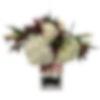 Red Line Flower Arrangement
