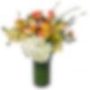Orchidea Gialla Flower Arrangement