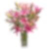 Soaring Lily Flower Arrangement