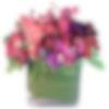 Shades of Red Flower Arrangement