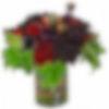 Radiant Shadows Floral Arrangement