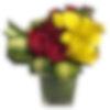 Cherry Lemonade Flower Arrangement