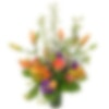 Just Peachy Flower Arrangement