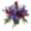 Iris Dream Flower Arrangement