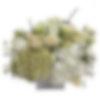 Vanilla Buttercream Flower Arrangement