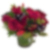 Seductive Red Flower Arrangement