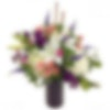 Sweet Lily Flower Arrangement